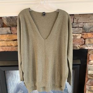 🆕 Listing! Olive Green Sweater